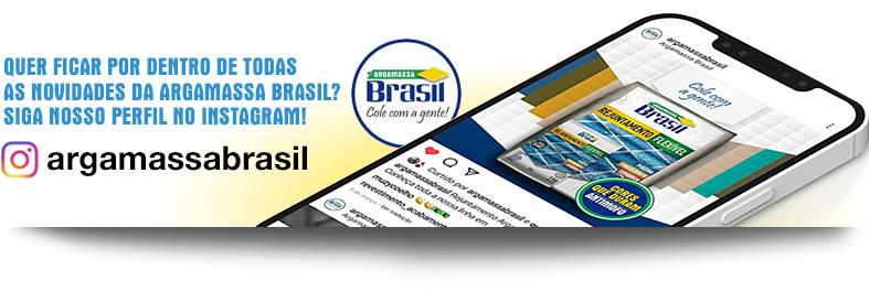 Instagram Argamassa Brasil
